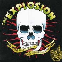 Explosion, The / Street Brats – Split (Color Vinyl Single)