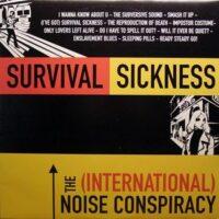 International Noise Conspiracy, The – Survival Sickness (Vinyl LP)