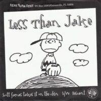 Less Than Jake / J Church – Split (Vinyl Single)