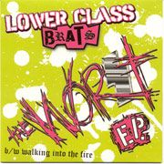 Lower Class Brats – The Worst EP (Color Vinyl Single)