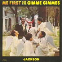 Me First And The Gimme Gimmes ‎– Jackson (Vinyl Single)