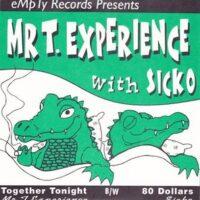 The Mr. T Experience With Sicko  – Split (Vinyl Single)