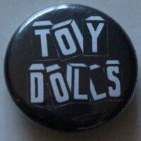 Toy Dolls – Logo (Badges)