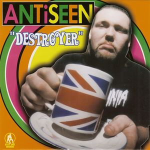 Antiseen / Limecell -Split (Colour Vinyl Single)