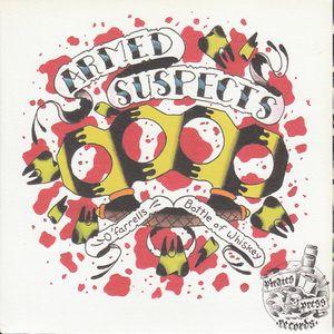 Armed Suspects / The Skels - Split (Color Vinyl Single)