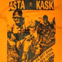 Asta Kask – Kriga På (Orange T-S)