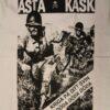 Asta Kask - Kriga På (Vit T-S)