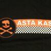 Asta Kask - Checker (Black T-S)