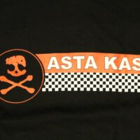 Asta Kask – Checker (Black T-S)