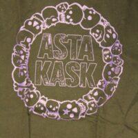 Asta Kask – Skullring (Black T-S)