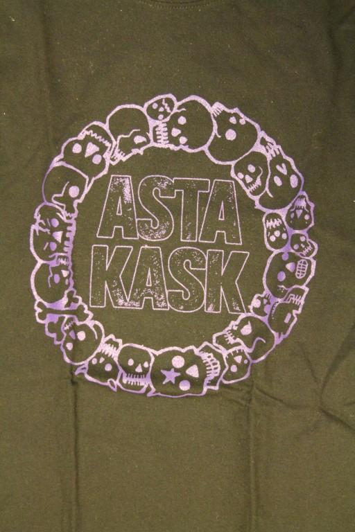Asta Kask - Skullring (Black T-S)