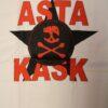Asta Kask - Star/Skull (Vit T-S)