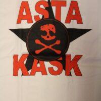 Asta Kask – Star/Skull (Vit T-S)