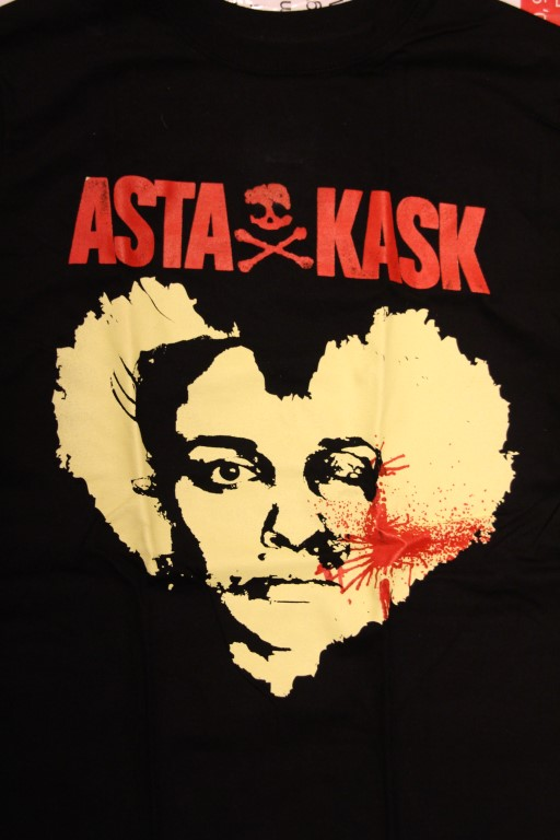 Asta Kask - Fredagsmys (Svart T-S)