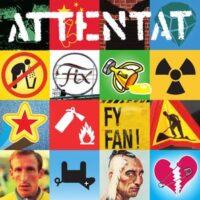 Attentat – Fy Fan (Vinyl LP)
