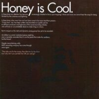 Honey Is Cool ‎– Crazy Love (Clear Color Vinyl LP)