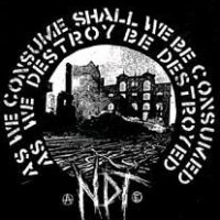 Nuclear Death Terror – As We Consume Shall We Be Consumed, As We Destroy Be Destroyed (Vinyl Single)