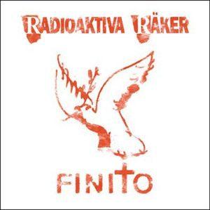 Radioaktiva Räker – Finito (CD)