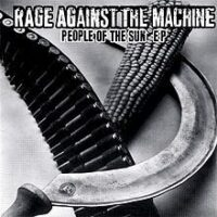 Rage Against The Machine ‎– People Of The Sun EP (Colour Vinyl 10″)