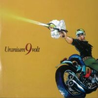 Uranium 9 Volt ‎– Split Derision (Vinyl Single)