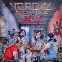 Verbal Abuse – Rocks Your Liver (Vinyl LP)