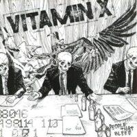 Vitamin X –  People That Bleed (Vinyl Single)