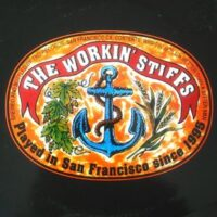Workin' Stiffs ‎– Whippin' Boy (Colour Vinyl)