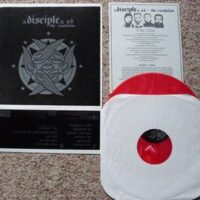 xDisciplex A.D. ‎– The Revelation (Colour Vinyl LP)