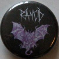 Rancid – Bat (Badges)