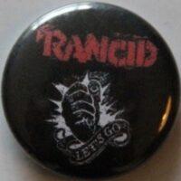 Rancid – Lets Go (Badges)