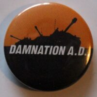 Damnation A.D. – Logo (Badges)