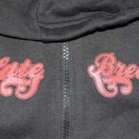 Hatebreed – Logo (Youth/Girlie Zip Hood)