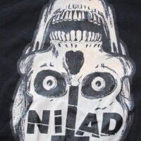 Nitad – Skull (Sweatshirt/College)