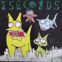 7 Seconds – Out The Shizzy (CD)