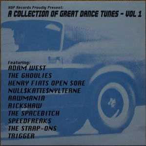 A Collection Of Great Dance Tunes - Vol 1 - V/A (Vinyl Single)