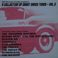 A Collection Of Great Dance Tunes – Vol 2 – V/A Colour (Vinyl Single)