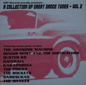 A Collection Of Great Dance Tunes - Vol 2 - V/A Colour (Vinyl Single)