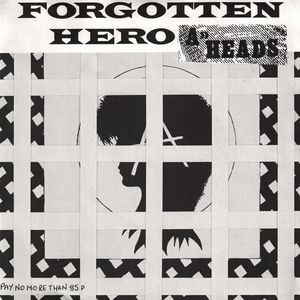 A-Heads – Forgotten Hero (Vinyl Single)