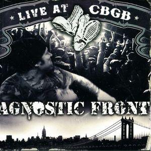 Agnostic Front – Live At CBGB (CD + DVD)