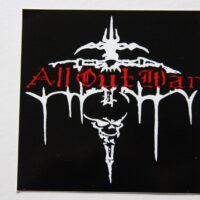 All Out War – Figure (Sticker)