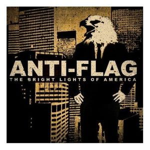 Anti-Flag – The Bright Lights Of America (CD)