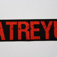 Atreyu – Logo (Sticker)