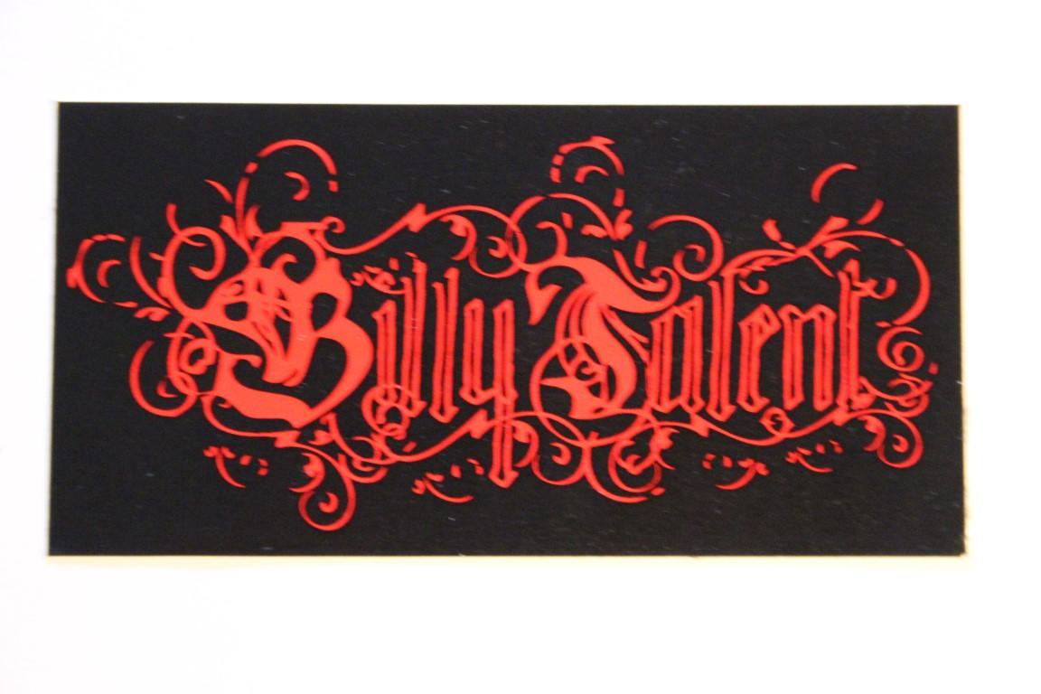 Billy Talent - Logo (Sticker)
