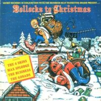 Bollocks To Christmas – V/A (Vinyl Single)