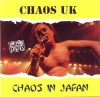 Chaos UK – Chaos In Japan (CD)