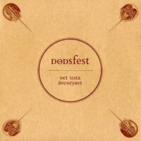 Dödsfest – Det Sista Äventyret (Vinyl LP)