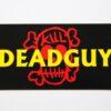 Deadguy - Logo (Sticker)