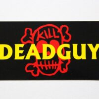 Deadguy – Logo (Sticker)
