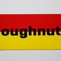Doughnuts – Logo (Sticker)
