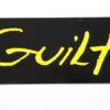 Guilt - Logo (Sticker)